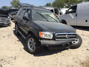 2003 NISSAN PATHFINDER FOR PARTS for Sale in Dallas, TX