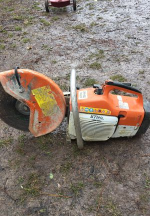 STIHL TS 400 for Sale in Durham, NC