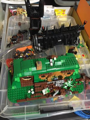 Lego collection for Sale in Seattle, WA