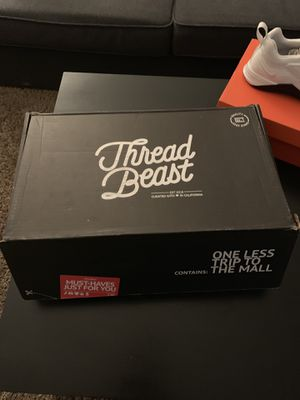 2 ThreadBeast Box's Worth of Clothes for Sale in Costa Mesa, CA