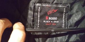 R rosso leather jacket for Sale in Arnold, MO