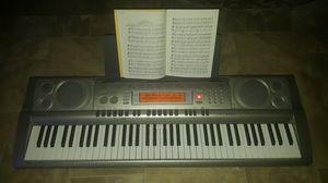 Casio Keyboard...76 keys ..Nice GIFT for Sale in Topeka, KS