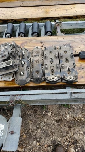 A lot of used boat parts and wiring for sale. for Sale in Dickinson, TX