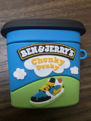 Chunky Dunky Apple AirPods Case Ben & Jerry's for Sale in Westminster, CA