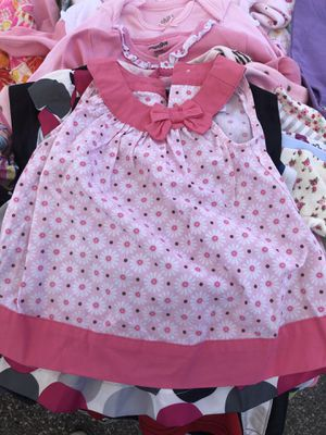 Baby Girl Clothes (NewBorn to 2T) for Sale in Washington, DC