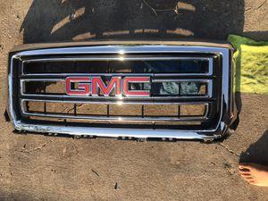 2016-2019 GMC Sierra 1500 front bumper grille OEM for Sale in Red Oak, TX