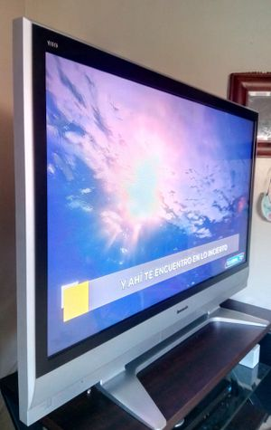 "50"" PANASONIC VIERA PLASMA TV----- ( FREE DELIVERY ) for Sale in Lynwood, CA"