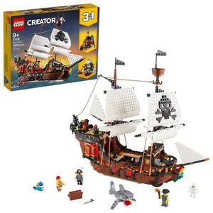 LEGO 3in1 LARGE PIRATE 🏴‍☠️ SHIP SET **NEW for Sale in Norco, CA