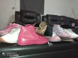 7 different pairs of shoes for Sale in Phoenix, AZ