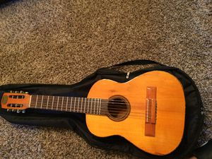 Paracho Acoustic Guitar 28' made in Michoacán Mexico for Sale in Portland, OR