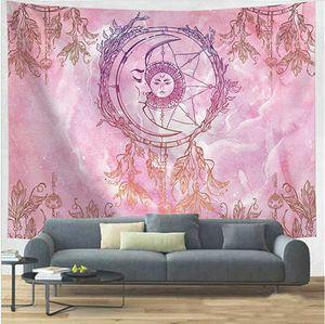 Dreamcatcher Tapestry Moon Sun Bohemian Mandala Beach Yoga Wall Hanging Home Decor Meditation Zen Peace for Sale in Glendora, CA