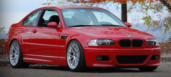 Bmw E46 M3 Front Right Fender Imola Red Doors Parts Part Out Project Bimmer Beamer For Sale In Scottsdale Az Offerup
