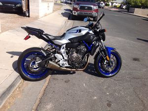 2016 Yamaha FZ-07 LOTS OF UPGRADES!!! Cheap!! for Sale in Boulder City, NV