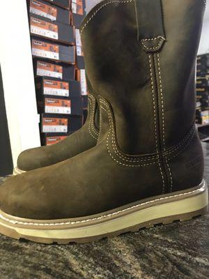 Bonanza// work boots// hablo español//size (6M)11) for Sale in Morton Grove, IL