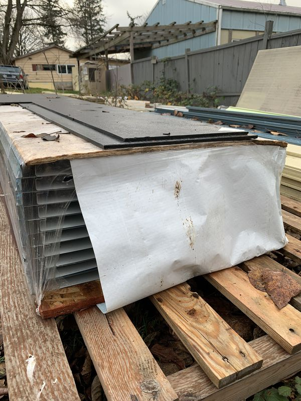 Metal Flat Panels Siding For Sale In Kent Wa Offerup