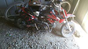 Dirt bike 50cc ssr for Sale in Bumpass, VA