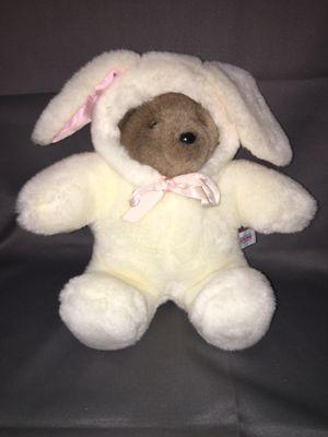 Plush stuffed animal Easter bunny rabbit teddy bear for Sale in Surprise, AZ