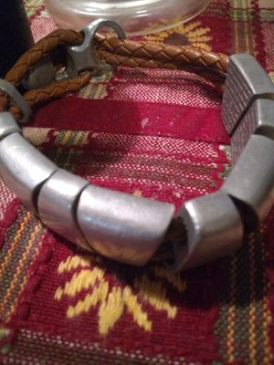 Handcrafted silver bracllet for Sale in Raytown, MO