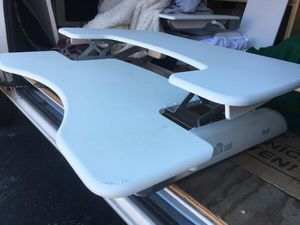 "Varidesk 36""pro plus desk converter for Sale in San Jose, CA"