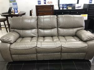 Madrid Gray Sofa and Loveseat $899. NO CREDIT CHECK FINANCING for Sale in Tampa, FL