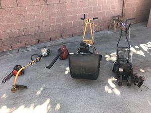 Lawn mowing equipment for Sale in Alhambra, CA