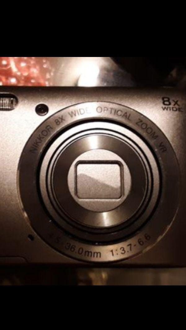 Nikon Digital Camera with SD Card Slot