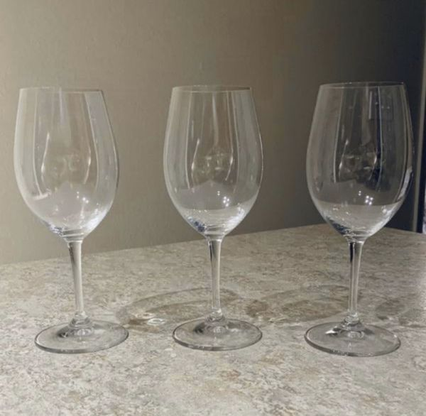 Set of 6 Glasses