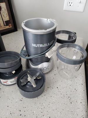 Nutribullet complete set for Sale in Glen Ellyn, IL
