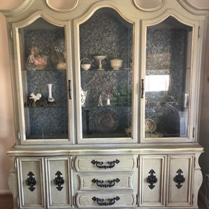 French country China Cabinet for Sale in Brooklyn, NY