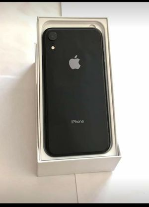 Apple iphone x 256gb black for Sale in New York, NY
