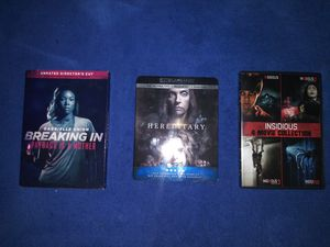 Newer movies for Sale in Millbrook, AL