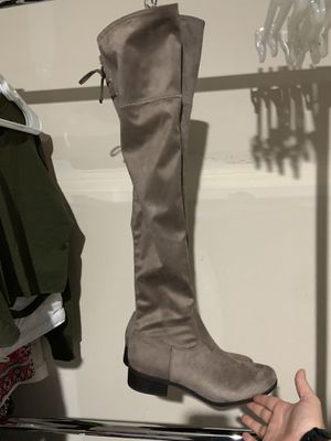 Thigh high Women's boots for Sale in Tacoma, WA