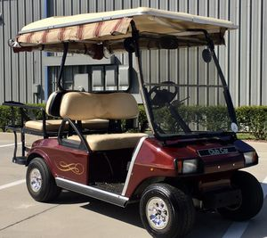 Golf cart club car long roof for Sale in Tampa, FL