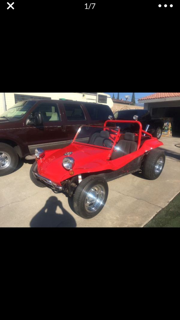 VW Dune Buggy•Street Legal•Tagged Feb 2021•Pink in Hand ...