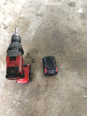 Milwaukee hammer drill&drill for Sale in Carol Stream, IL