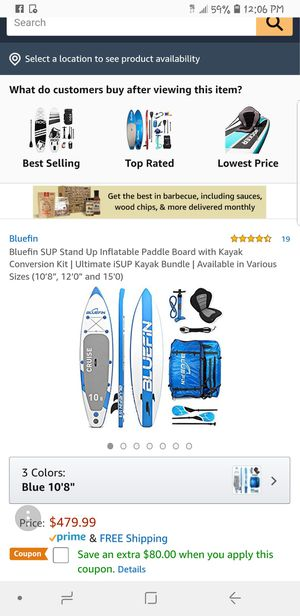 New inflatable boat for Sale in Las Vegas, NV