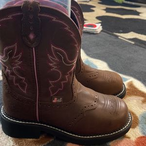 Justin Boots for Sale in Modesto, CA