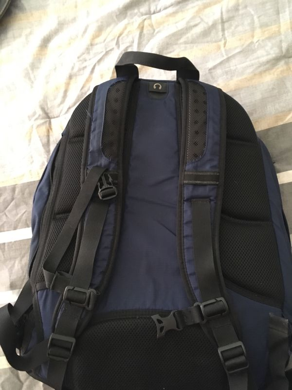 LL Bean 4 compartment Book Bag.