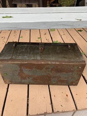 Snap on vintage tool box for Sale in Boston, MA