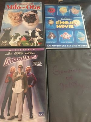 4 dvds for Sale in Central, SC