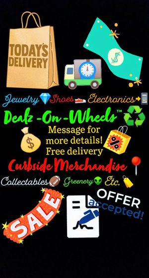 Dealz-On-Wheels ™ Check out our merchandise! Meet today! 🚚 for Sale in Naperville, IL