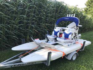 2019 Craig Cat Elite 2 Catamaran for Sale in Taylor, MO
