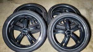 Pirelli Tires with MSR 087 rims for Sale in Sacramento, CA