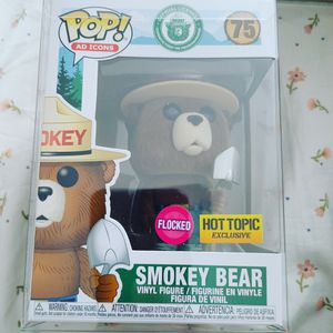 Funko Pop flocked Smokey the Bear for Sale in Lancaster, PA