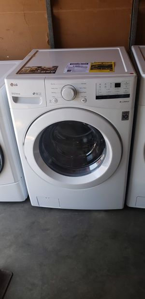 LG WASHER (NEW) for Sale in RNCHO DOMINGZ, CA