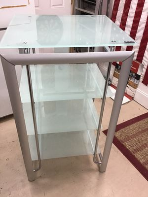 Glass stand for Sale in Young, AZ