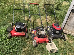 Lawn mower parts for Sale in Washington, IL