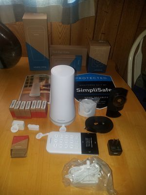 Simple safe security system for Sale in Kalamazoo, MI