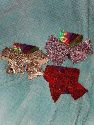 "8"" Jojo siwa bows for Sale in Belmont, CA"