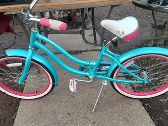 Bicycle New Kulana Girls' Makana 20'' Cruiser Bike NEW for Sale in Washington,  DC